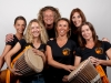 Drummotion & Powerangels live im Wiener Rathaus