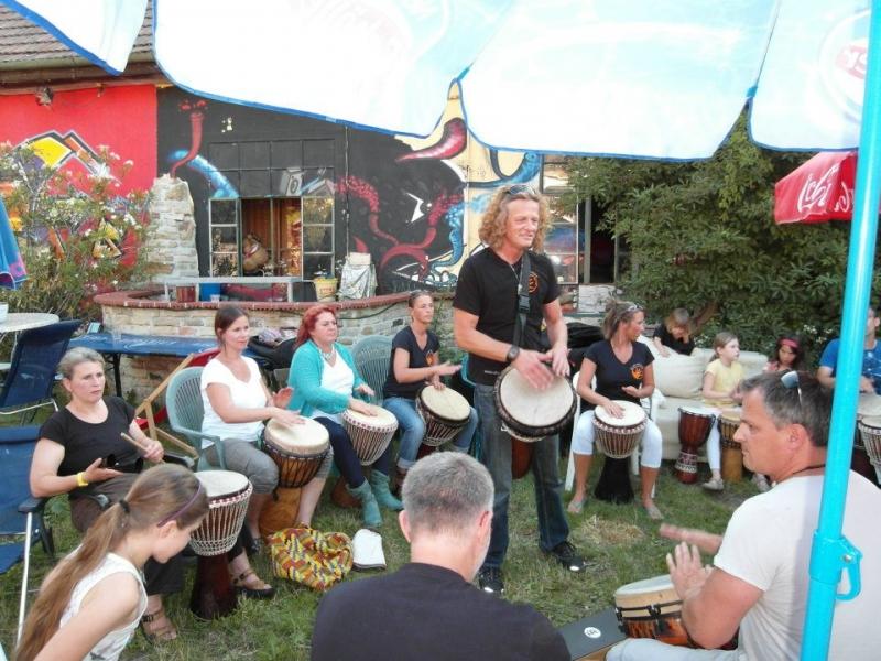 Drummotion & Powerangels