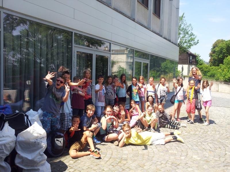 Drummotion mit Kids Gymnasium Klosterneuburg