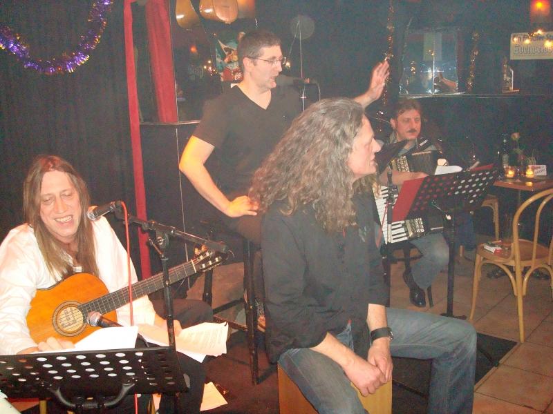 Werner Haller Live mit Edi Mayr