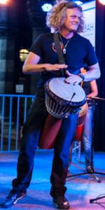 Werner Haller, Drummotion, Alegria