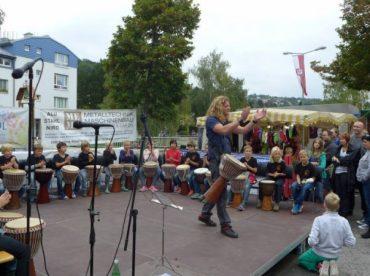 Werner Haller, Drummotion,Trommelworkshop,Kierling