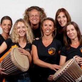 Werner Haller,Drummotion feat.Powerangels