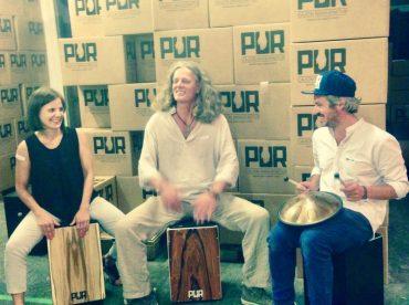 Werner Haller, Drummotion, Cajon-Workshop,Pur-Cajon, Salzburg